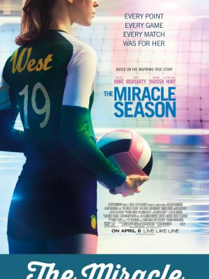 The Miracle Season is a heartwarming story of a girls' volleyball team who grieves the loss of their team captain after a tragic accident. | Mud
