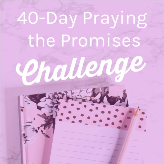 40-Day Praying the Promises Challenge